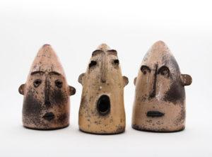 trio mangaanraku mannetjes